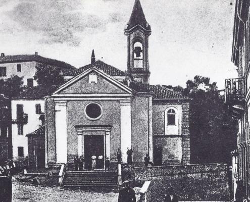 Barbaresco 1930 - Chiesa di San Donato