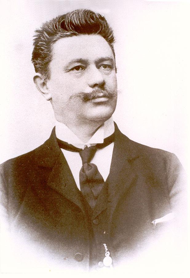 Dominizio Cavazza 1894