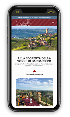 Discovering the Barbaresco tower