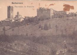 Barbaresco veduta da ponente 1920