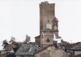 La torre di Barbaresco nel 1940